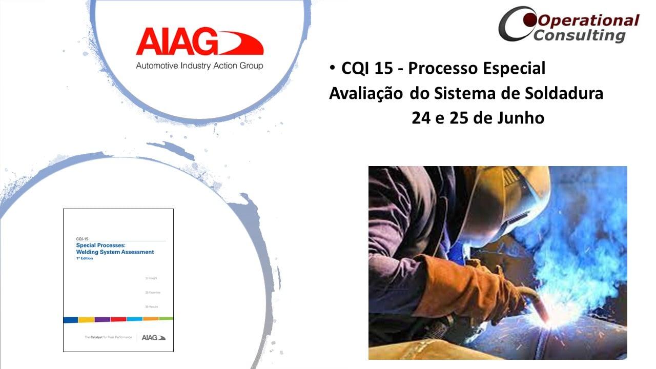 Programa CQI-15
