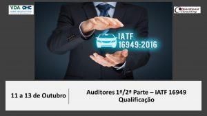 IATF 16949 Qualificação